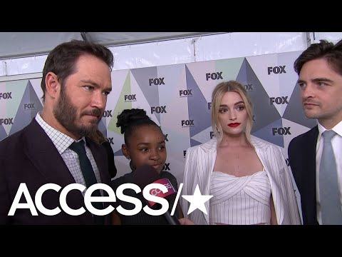 MarkPaul Gosselaar On Trying To Save A Young Girl From Project Noah In Fox's 'The Passage'  Access