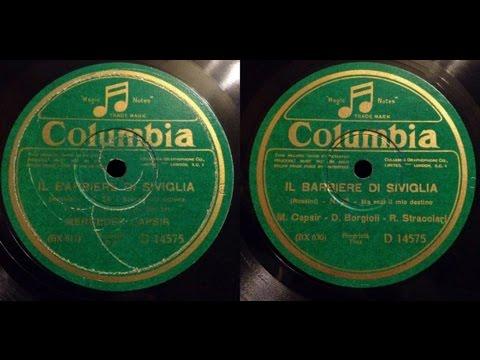 IL BARBIERE DI SIVIGLIA - La Scala 1929 (Complete Opera Rossini)