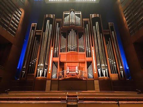 Dallas AGO 2017 Convention - Featured Instruments