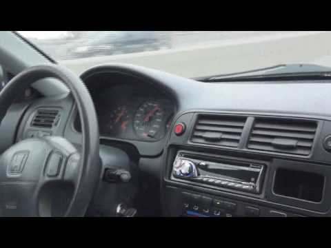 Honda Civic EK9 JDM Engine Amazing Vtec Sound In Car HD
