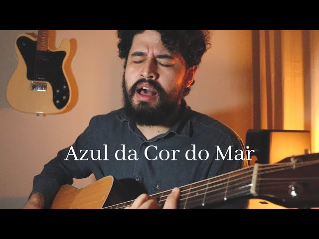 Azul da Cor do Mar - Tim Maia (Cover)