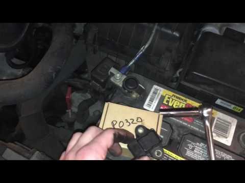 How to replace an ignition failure sensor 2003-2007 Hyundai Sonata