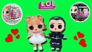 LOL Surprise Supreme BFFs Doll   ЛОЛ Жених и Невеста  Эксклюзивные куколки ЛОЛ