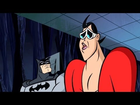"""DC Nation - Plastic Man - """"The Bat and the Eel"""" (full)"""
