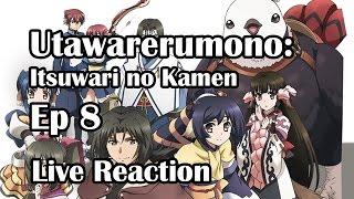 Utawarerumono - Itsuwari no Kamen Ep8 Live Reaction