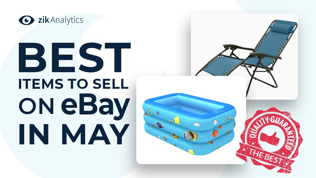 Best Items To Sell On Ebay In May What To Sell On Ebay In May Youtube