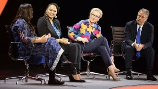 Meryl Streep, Ava DuVernay and Sharmeen Obaid-Chinoy talk shop