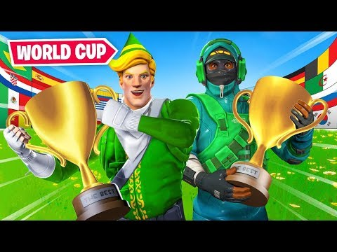 QUALIFYING for the Fortnite WORLD CUP?!?