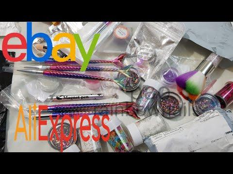 compras de eBay y aliexpress