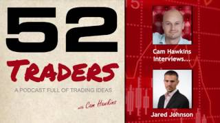 Amazing 200 SMA Fx Strategy w/ Jared Johnson - Forex Trading Interview | 49 mins