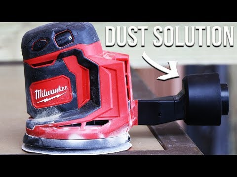 MILWAUKEE TOOLS BEST ACCESSORY FOR DUST COLLECTION