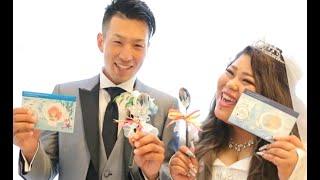 【結婚式】エンドロール mihimaruGT 家族になろうよ ローザフェリーチェ (ヴィラデローザ)2018/06/23