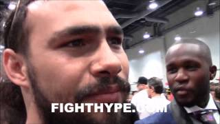 "KEITH THURMAN RIPS BRANDON RIOS: ""I"