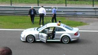 Formula 1 F1 Spa 2007 Charlie Whiting Safety Car Showing OFF...but it was COOL...