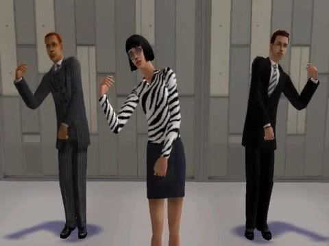Britney Spears - Womanizer - The Sims 2 HQ