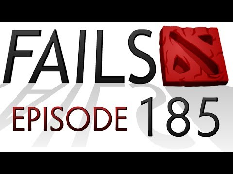 Dota 2 Fails of the Week - Ep. 185