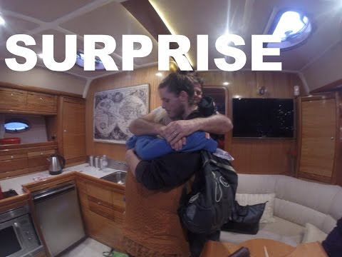 Surprising Family After 18 Months of Backpacking.