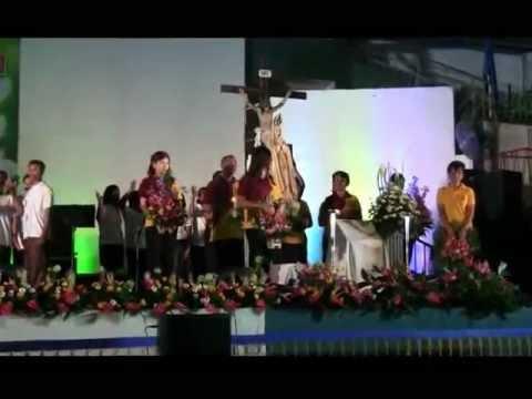 Pentecost Sunday 2012 at Cebu Coliseum