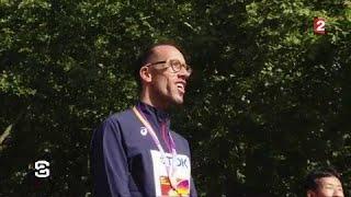 Mondiaux d'athlétisme : La 3e Marseillaise est pour Diniz !