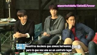 (Sub Español) All about Super Junior DVD: Healing Junior