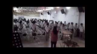 Encounter God Retreat - Balibago National High School