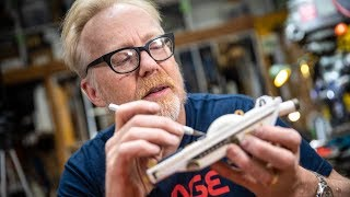 Adam Savage's One Day Builds: Scratch-Built Spaceship!