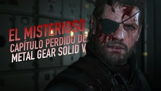 El misterioso final secreto de Metal Gear Solid V