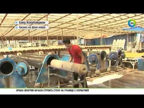 Temiz Xali (Xalca Yuma Fabriki) Rusiyanin MIR 24 kanalinda.