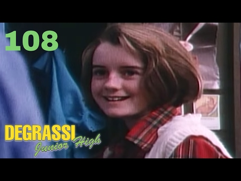 Degrassi Junior High 108 - Nothing to Fear | HD | Full Episode