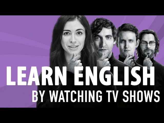 BEST TV SHOWS TO LEARN ENGLISH - vocabulary, hacks, topics