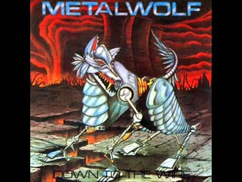 Metalwolf - 1986 - Down To The Wire (FULL ALBUM) [Melodic Heavy/Power Metal]