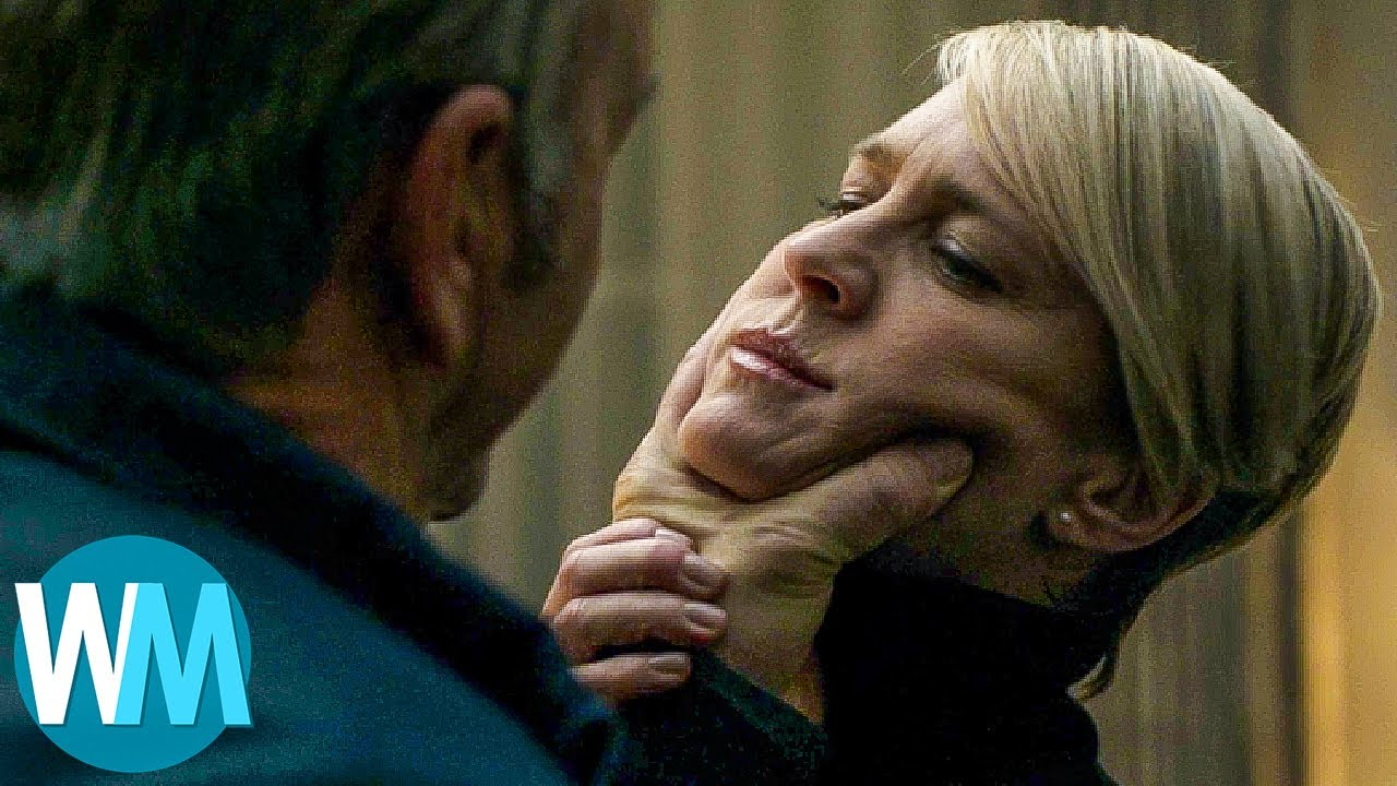 Download Top 10 Most Shocking House of Cards Moments