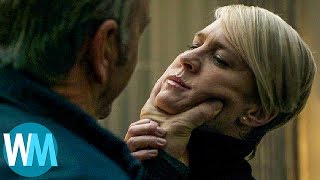 Video Top 10 Most Shocking House of Cards Moments download MP3, 3GP, MP4, WEBM, AVI, FLV November 2017