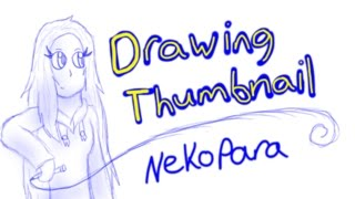Drawing Thumbnail: Nekopara #1