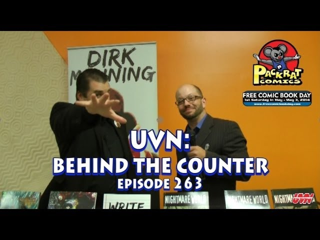 UVN: Behind the Counter 263