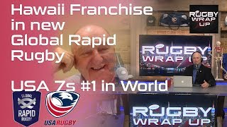 """Andrew """"Twiggy"""" Forrest, Rapid Rugby, Cursed 7s, USA Rise: Hook & McCarthy Debate 
