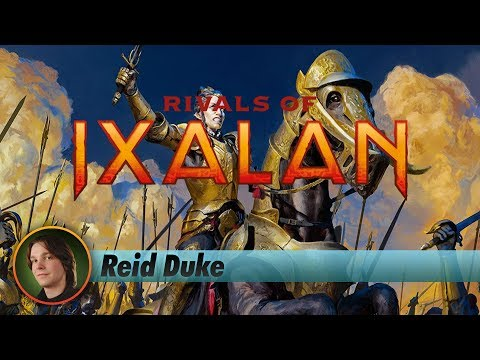 Rivals of Ixalan Draft | Channel Reid