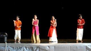 Darling Dambakku | Diwali Dance Performance | Skinner West Students | Chicago | 2017