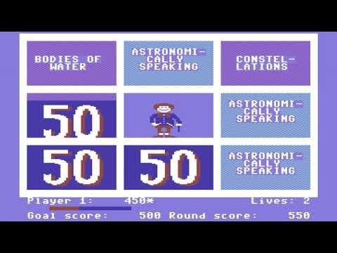 C64 Game: Quink