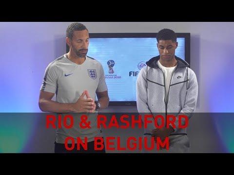 RIO & RASHFORD… ON BELGIUM