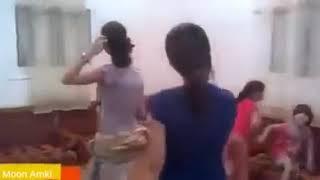 رقص منزلي بنات روعة جمال رقص كيوت