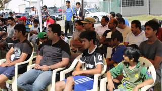 Charity Soccer Tournament for Humanity First - Bangla News