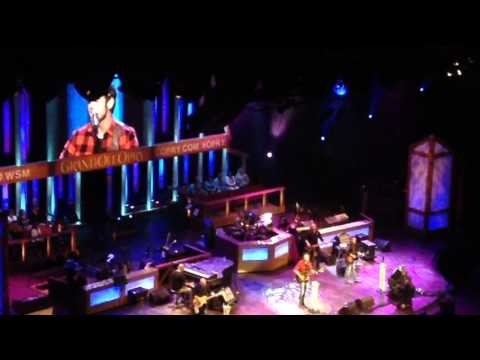 Whole Damn Thing, Chuck Wicks, Grand Ole Opry, 9/25/15
