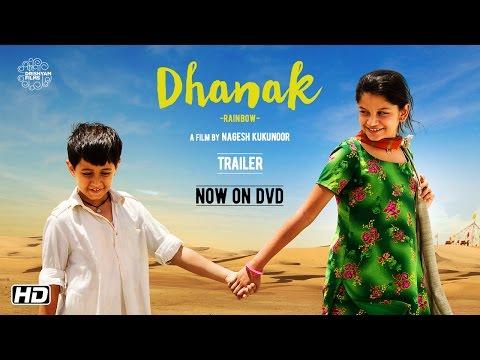 DHANAK: Official Trailer - NOW ON DVD | Hetal Gada, Krrish Chhabria | Nagesh Kukunoor