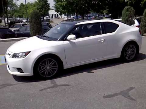 2011 scion tc alpine white 040 erinparkscion youtube. Black Bedroom Furniture Sets. Home Design Ideas