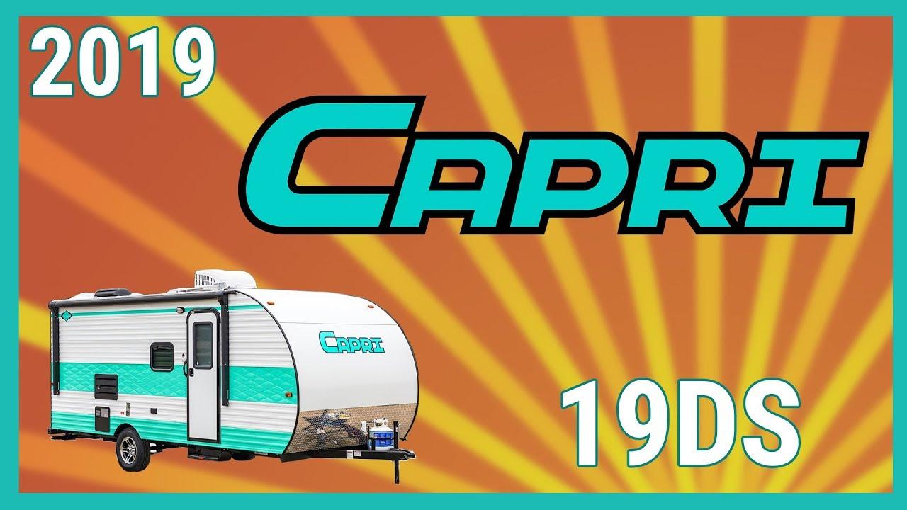 2019 Gulf Stream Capri 19DS Travel Trailer RV For Sale TerryTown RV  Superstore
