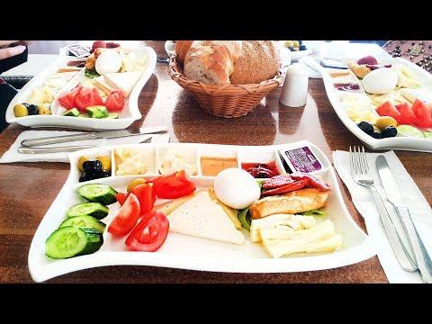 Вкусный недорогой завтрак в Измире / Прогулка у моря 18.04. ÖZDİLEK, İzmir, Türkey