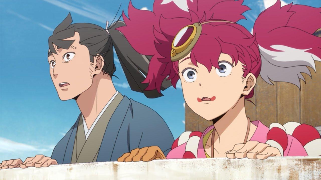 Wallpapers انمي appare-ranman - Anime Top Wallpaper