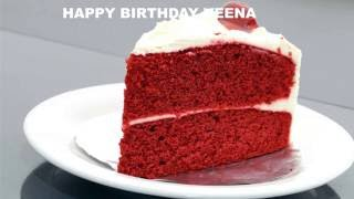 Veena like Weena   Cakes Pasteles - Happy Birthday