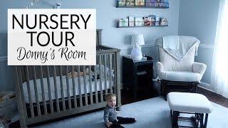 Nursery Tour | Donny